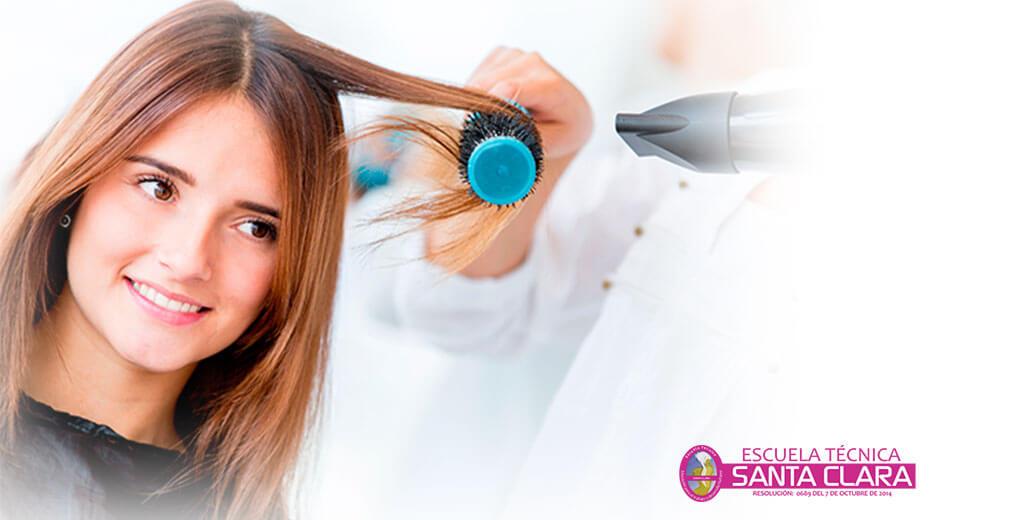 Curso de peluquería Florencia Caqueta 3