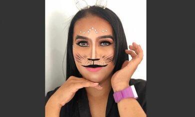Curso de maquillaje artístico 6